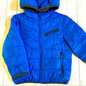 Hawke & Co. Toddler Boy Feather Down Puffer Jacket